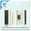 For ipad mini leather case, custom design shockproof for mini ipad case