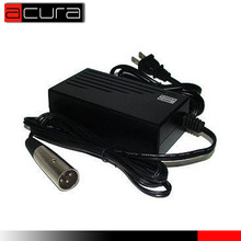 60v 4a smart small automatic lead acid battery charger for electric bike