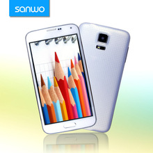 Dual-core 5 inch android gps dual sim smartphone manufacturer