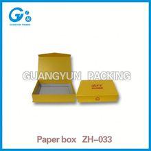 China packaging Manufacturer hot dog paper box