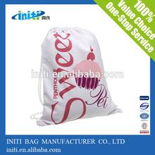 felt drawstring bag,wholesale china manufacuturer logo drawstring bag