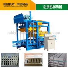 Qt4-25 di produzione di mattoniin ceramica linea/mattone concreto delle attrezzature per fabbricare