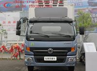 light freezer trucks for sale,freezer cargo van 115HP 4*2