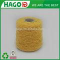 1.5/4ply de algodão extremidade aberta de fios de poliéster de malha de plástico mop balde espremedor