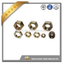 bronze nut precision casting