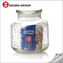 16 oz jar jar with wooden top