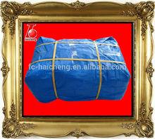 180g solid insulated blue pe tarpaulin laminated woven fabric,Polyethylene laminated Tarpaulin sheet
