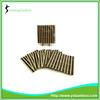 Dark green woven environmental bamboo mat