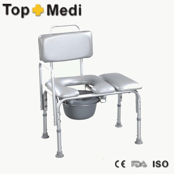 Baño Discapacitados Traduccion: TOPMEDI TCM7992LU inodoro silla de baño para discapacitados