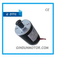 hot selling permanent magnet 12v dc motor