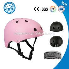 kids skate helmet/racing helmets/play football helmet PINK