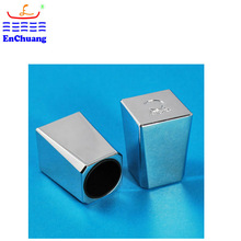 Guangdong zinc alloy die casting cosmetic cap,cosmetic accessories