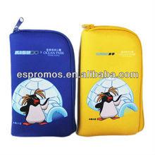 neoprene camera bag with lively heat transfer printing logo