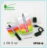 Large vapor wholesale vaporizer pen mouth piece acrylic box kit glass globe vaporizer pen electronic cigarette