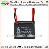 cbb61 ceiling fan capacitor wiring