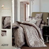 new arrival jacquard wholesale comforter set with matching curtains