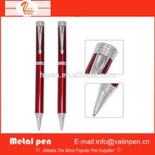 Guangzhou fashion metal ballpoint pen / wholesale pen making kits