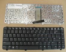 For HP CQ511 US laptop keyboard black Orginal new ebour007