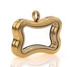 glass pendant Latest Fashion the latest cutting stainless steel pendant dog bone