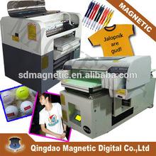 MDK-A3 digital eco solvent pen/CD lnkjet glass printing machine