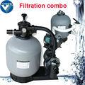 el último 2014 baratos filtro de arena para tratamiento de agua caliente de la venta del producto