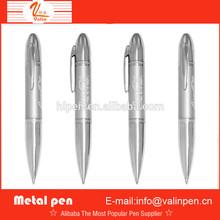 popular metal ballpoint pen /The best quality and attractive design OEM metal pen