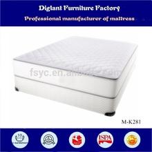 rubberized adult travel mattress