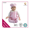 lovely make up doll toy full body solid silicone baby doll