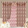 2014 china wholesale ready made curtain,decoration curtain wedding