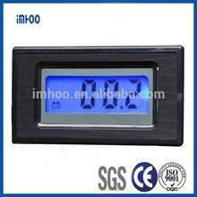 Digital dc ampere panel meter panel lcd display voltage meter