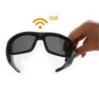 Stream live video Wi-Fi Camera Sunglasses With HD 1080P