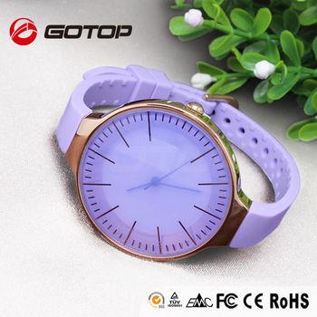 Best selling 2014 relojos fashion silicone vogue watch price