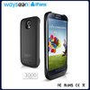 For Samsung Galaxy S4 Spare Battery Charger case 3000mah