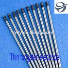 DY Fine Polishing Wolfram Tungsten 300-450mm Length Electrode Welding Rod
