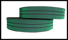 sofa elastic belt 4-7cm PP and PE rubber webbing used in furniture sofa