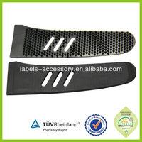 Custom logo adjustable printed sleeve tab cable tie logo