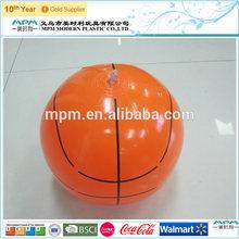 sport inflatable beach ball, eco-freindly beach ball, inflatable basketball