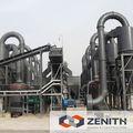 zenith caliente de la venta de cacao en polvo de la máquina para la venta con gran capacidad y la norma iso