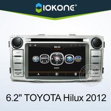 Car GPS Navigation System for Toyota Hilux 2012