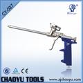 Cy-037hand Tools wholesale / espuma de aluminio pistola / metal aplicador