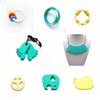 Wholesale Pendant Bulk Sale/China Supplier Silicone Pendant for Kids Chewing