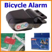 Cycling Waterproof 4 Digital Code bike security alarm