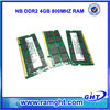 Bulk stock cheap 256mb*8 cheap ddr2 ram 4gb with ETT chips