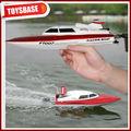 Ft007 feilun 4ch 2.4g rádio de alta velocidade do modelo de navio de miniaturas