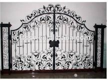 Design different cast steel gate design