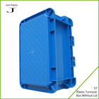 Small clear hard plastic boxes