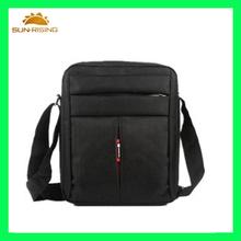 Factory supply professional high quality men leather shoulder bag