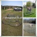 de alta calidad de servicio pesado de ganado utilizado paneles de la cerca