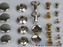 rivets description single and double sides rivets for bag and garments JR000046