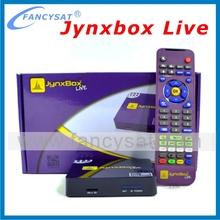 Streamer IPTV HDMI same North America Hd Iptv Box Jynxbox Live IPTV For Dishnet Full HD 1080P 3D Movi Quad-Core